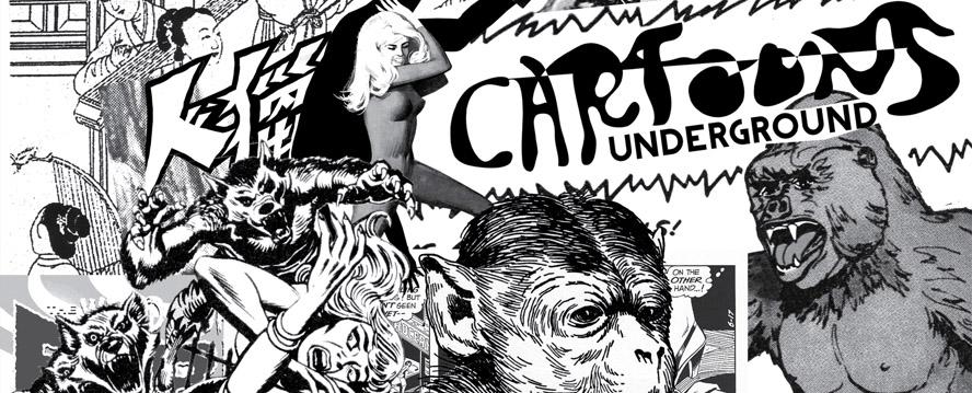 Cartoons Underground 2013 featured photo