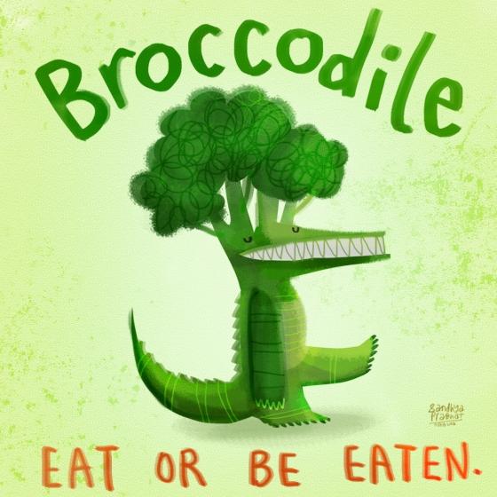 Broccodile